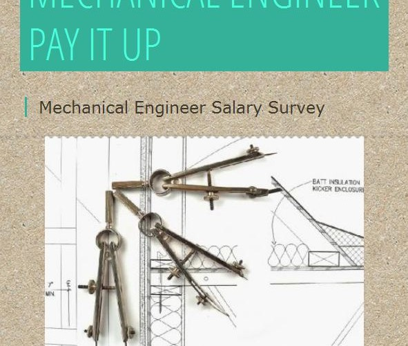 Mechanical Engineer Salary Survey – Infographic