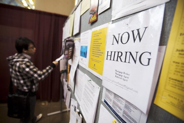 Are Canadians holding on tight to the jobs they have?