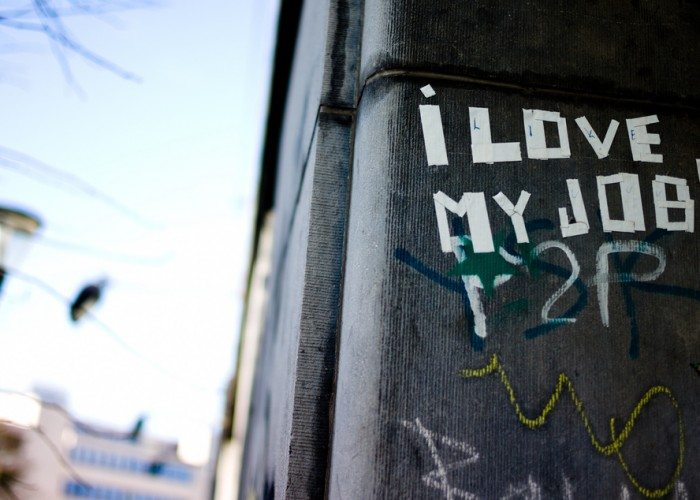 5 Things You Can Do To Fall In Love With Your Job Again