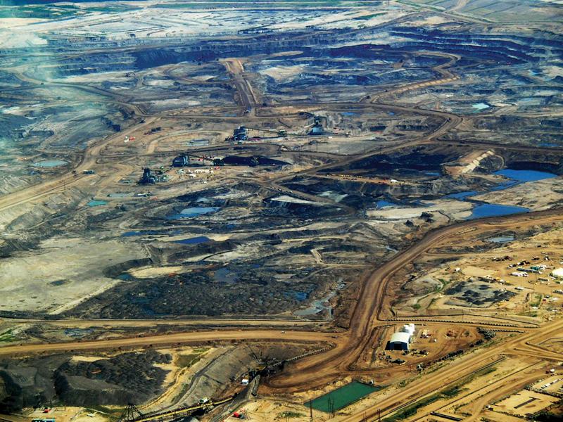 Tar Sands in Alberta (2008)