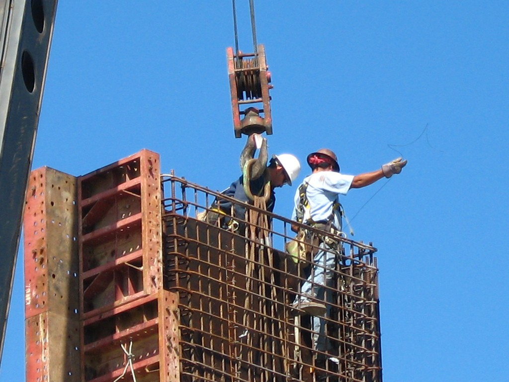 Construction Workers | Bill Jacobus (Flickr)