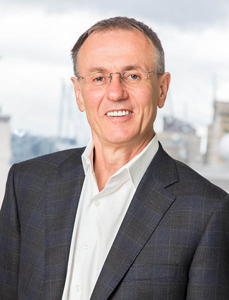 Henry Goldbeck, CEO of Goldbeck recruiting in Vancouver BC
