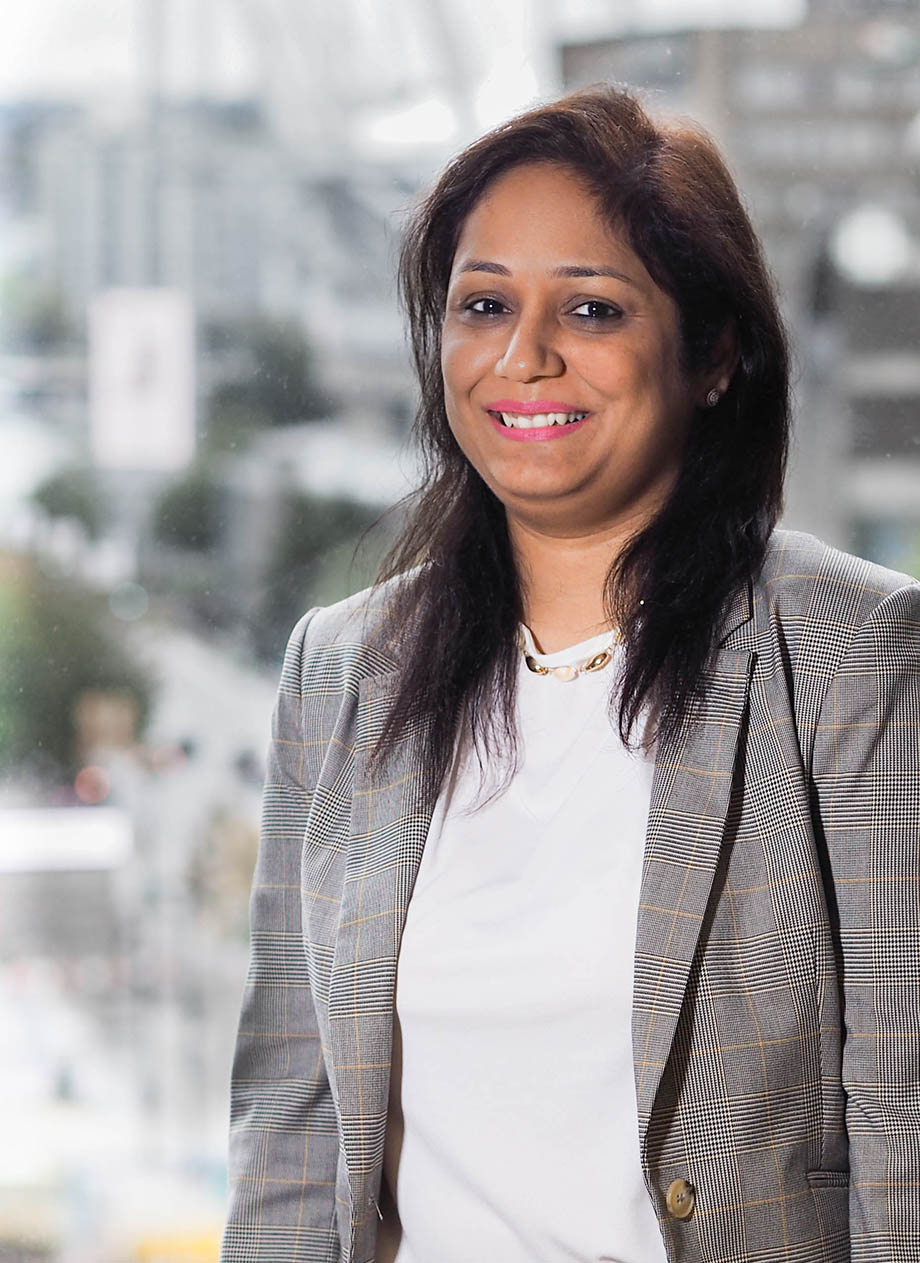 Tulika Seth, Senior recruiter at Goldbeck Recruiting in Vancouver