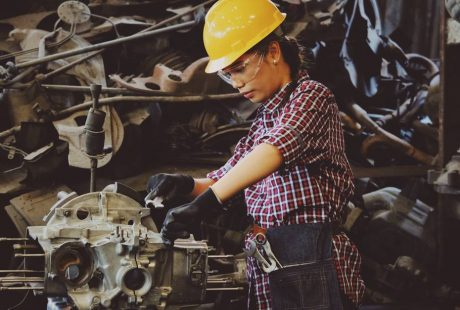 We can address the looming skilled labour shortage by hiring more women, but retaining those employees will require systemic change.
