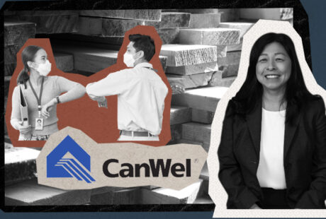 CanWel Building Materials Director of HR Julie Wong on recruiting, compensation and employer reputation management during a pandemic upturn.