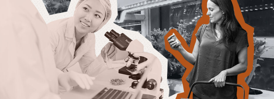 Food scientists work to create healthy, flavourful and plant-based products in bid to entice the modern mouths and minds of today's consumer.